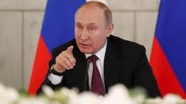 Putin komentari pengakuan Amerika terhadap Golan