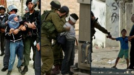 1/3 Korban bentrokan di Yerusalem adalah anak di bawah umur
