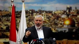 Ketua Biro Politik Hamas, Ismail Haniyeh masuk dalam daftar teroris AS