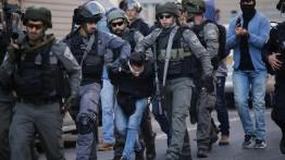 Sejak deklarasi Trump, Israel tangkap 1.000 warga Palestina di Yerusalem