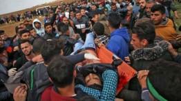 197 warga Palestina gugur dan lebih dari 21.000 luka-luka sejak dimulainya aksi Great March of Return