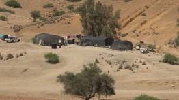 Israel caplok puluhan hektar lahan warga di Lembah Yordania