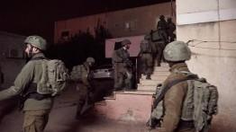 Militer Israel tangkap 13 warga Palestina, termasuk salah seorang jurnalis di Tepi Barat