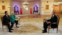 Erdogan: Status Hagia Sophia akan diubah menjadi masjid