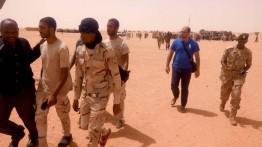 Militer Sudan berhasil membebaskan tentara Mesir di Libya
