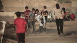 Pekan ke-76 Unjuk Rasa di Perbatasan, 63 warga Gaza Cedera