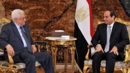Abbas bertemu Presiden Mesir Abdul Fattah al-Sisi di New York