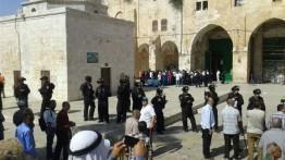 Departemen Wakaf Yerusalem mengecam aksi penutupan Al-Aqsa