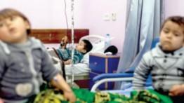 107 anak Gaza terancam cacat mental