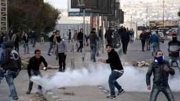 2 warga Palestina luka-luka dan 689 lainnya luka-luka dalam bentrok dengan pasukan Israel