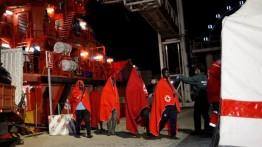 Kapal Spanyol selamatkan 500 imigran gelap yang hampir tenggelam di laut tengah