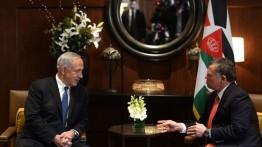 Raja Yordania dan PM Israel gelar pertemuan mendadak
