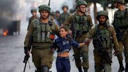 Juli 2019, Israel tangkap 420 warga Palestina, 62 di antaranya anak-anak di bawah umur