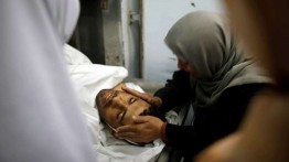 Lagi, seorang warga Palestina gugur ditembak militer Israel