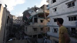LSM: Tentara Israel 'sengaja' menargetkan rumah penduduk dalam serangan di Gaza
