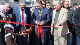Jepang resmikan proyek sanitasi di Sekolah Putri Aqqaba, Tepi Barat