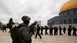 Laporan pelanggaran Israel di al-Quds