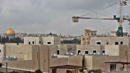Israel bangun 20.000 permukiman ilegal di Al-Quds