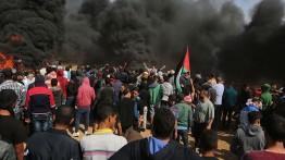 Faksi Palestina serukan pemogokan masal pada 14 Mei