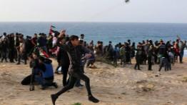Beberapa warga cedera dalam lanjutan demonstrasi laut di Gaza