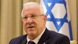 Tolak amnesti pembunuh warga Palestina, Presiden Israel Ruven Rivlin dihujat