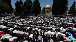 Israel membatasi warga Palestina mengunjungi Al-Aqsa selama Ramadhan
