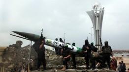 Hamas miliki ribuan roket siap pakai, Israel resah