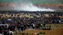 """Jumlah korban gugur dan terluka dalam aksi """"Great March of Return"""" terus bertambah"""