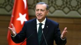 Erdogan sumbang 5 Juta Dollar untuk pembangkit listrik di Gaza