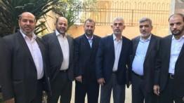 Delegasi Hamas tiba di Mesir untuk membahas blokade Gaza