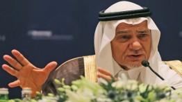 Mantan Kepala Intelejen Arab Saudi: Tidak ada perdamaian tanpa kemerdekaan Palestina