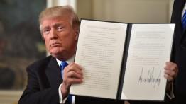 Resmi, Donald Trump deklarasikan Yerusalem sebagai ibukota Yerusalem