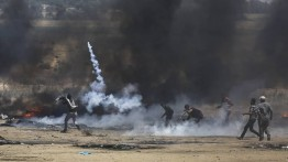 49 warga Palestina luka-luka dalam demonstarasi di perbatasan Israel