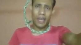 Demi dapatkan pekerjaan, seorang pemuda Mesir ancam bunuh diri
