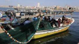 Israel perluas area penangkapan ikan menjadi 9 mil laut