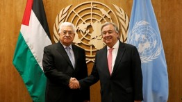 Abbas tuntut PBB terapkan resolusi lindungi rakyat Palestina