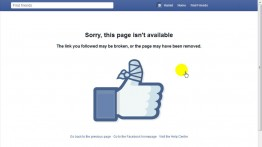 Facebook hapus account Intifadah Al-Quds