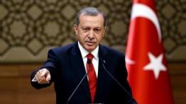 Erdogan dari New York: Kami tidak menutup mata dari Pelestina