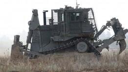 Buldoser Israel memasuki perbatasan Jalur Gaza utara
