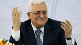 Presiden Mahmoud Abbas bertemu delegasi Amerika Serikat