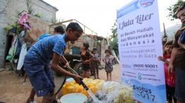 Krisis air bersih landa Gaza, rakyat Indonesia sumbang satu juta liter air
