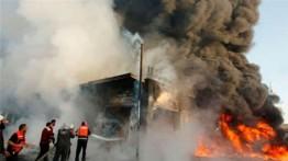 Serangan bom di Kirkuk, Iraq lukai 9 orang
