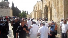2230 warga Yahudi masuki Al-Aqsa selama perayaan paskah