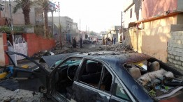 7 Warga Irak gugur dalam dua serangan bom di Kota Kirkuk