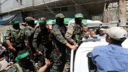 Dua prajurit Al-Qassam gugur dalam serangan Israel di Utara Gaza