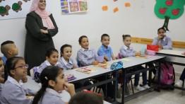 46.000 Siswa pengungsi Palestina mulai belajar di 96 sekolah UNRWA