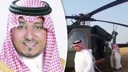 Pangeran Arab Saudi gugur dalam kecelakaan helikopter di perbatasan Yaman