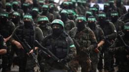 Al-Qassam gelar latihan perang di Jalur Gaza