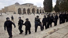 Laporan: Israel lakukan 96 pelanggaran di Masjid Al-Aqsa selama Februari