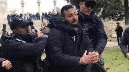 Israel Tangkap 5 Warga Palestina Pasca Menyerbu Gerbang Ar-Rahma